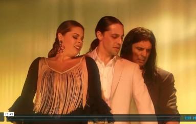 Cumbre Flamenca ~ Domingo Ortega con Daniela y Ryan Zermeño