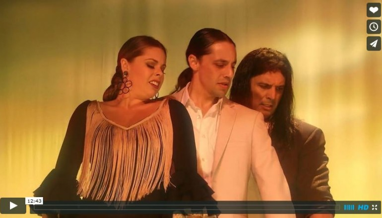 CUMBRE FLAMENCA 2015 — DOMINGO ORTEGA WITH DANIELA & RYAN ZERMEÑO