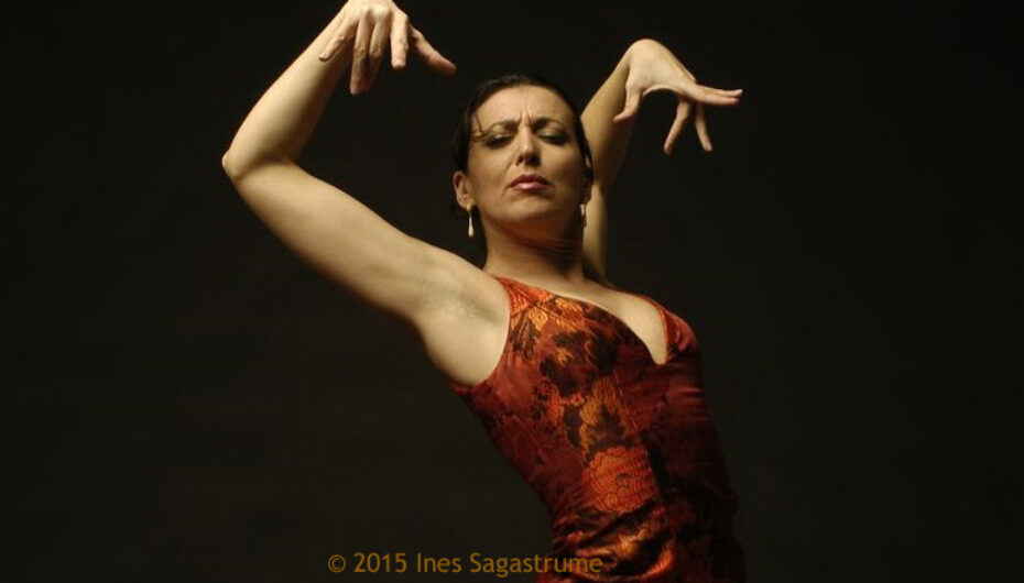 Astounding Elegance, Bailaora Inmaculada Ortega from Jerez
