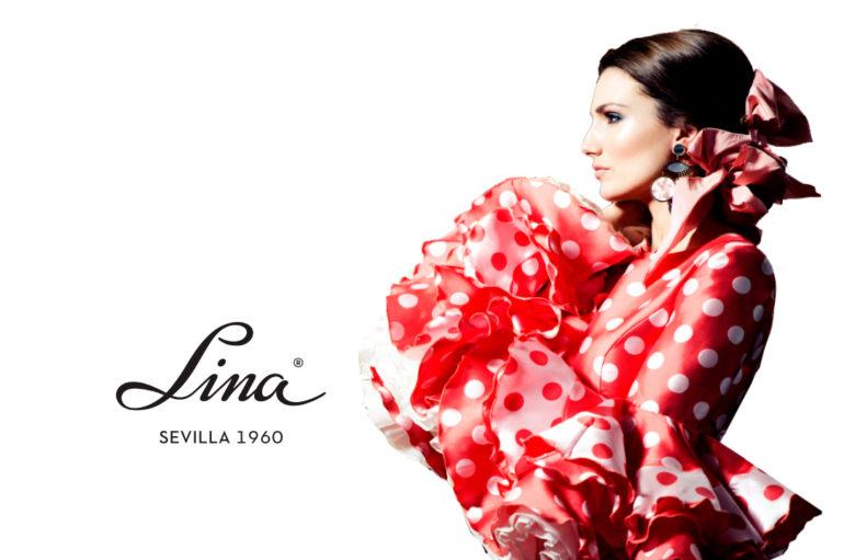 LINA, TRAJES DE FLAMENCO EN SEVILLA