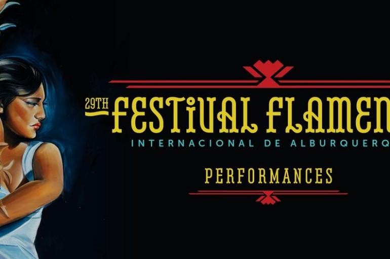 Festival Flamenco 29 ~ Albuquerque ~ June 11-18