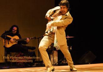 Gypsy Flamenco Star Direct from Ganada, IVÁN VARGAS