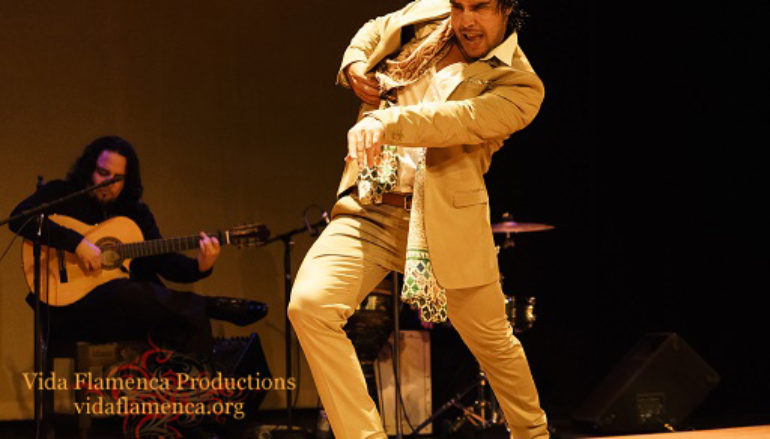 Gypsy Flamenco Star Direct from Ganada, IVÁN VARGAS