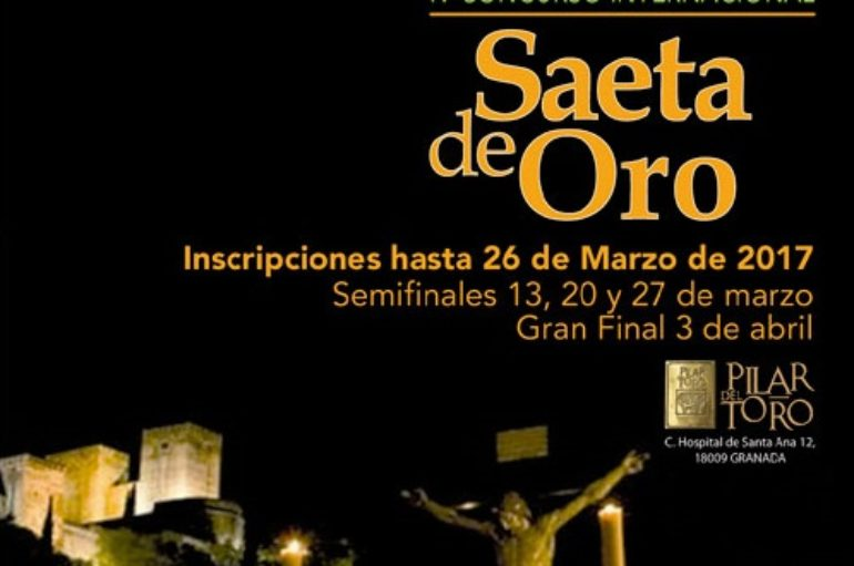 VF Newsletter – March 5 – Saeta de Oro