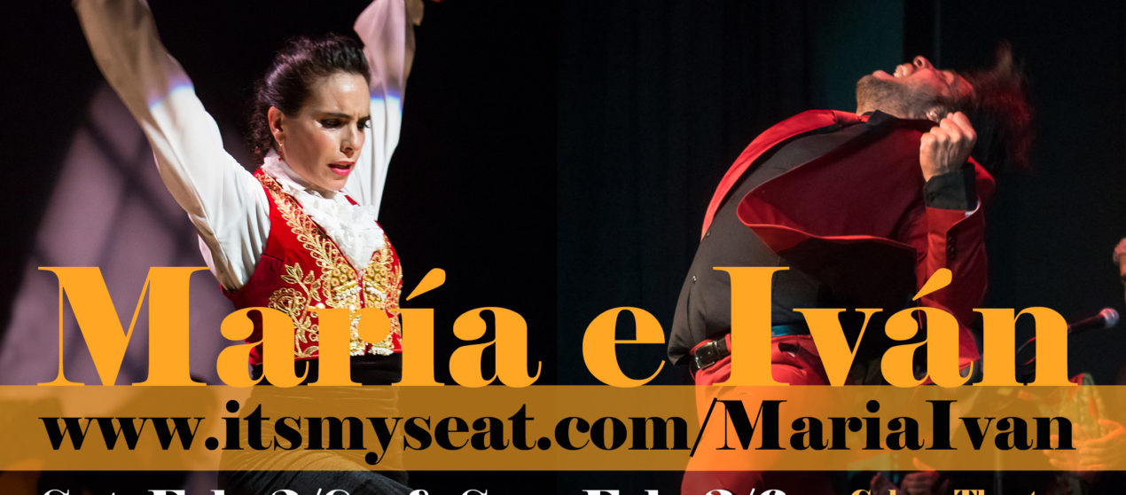 María Juncal e Iván Vargas Heredia SOLD OUT! Thank you Los Angeles