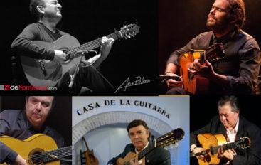 VIII Festival de la Guitarra de Sevilla