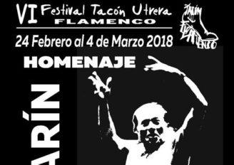 VI Festival Tacón Flamenco Utrera