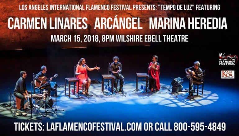 """Tempo de Luz"": Andalusian Voices in Los Angeles"