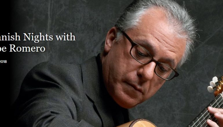 Spanish Nights with Pepe Romero