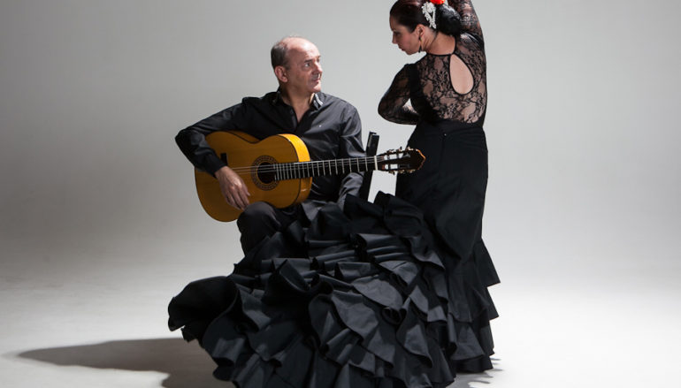 HERENCIA FLAMENCA / Spanish Superstars Come to the Luckman Theater June 23 & 24