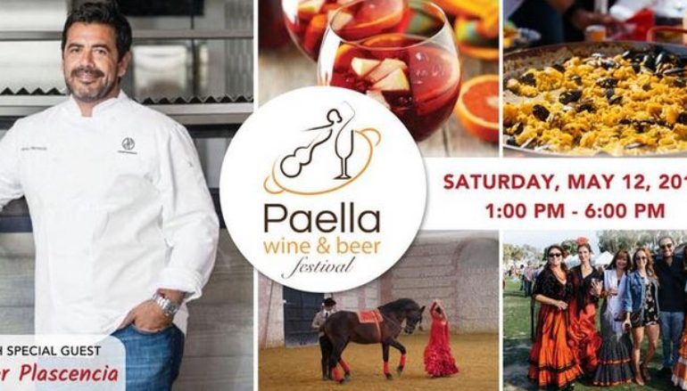 4th Annual San Diego Paella Wine & Beer Festival