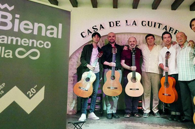 XX Bienal de Flamenco
