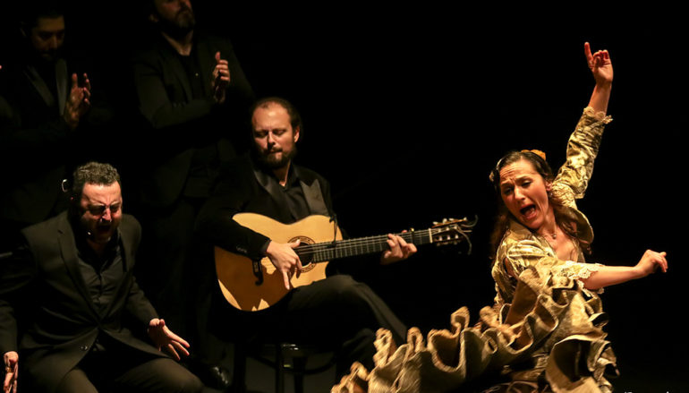 CONCHA JAREÑO COMES TO SOUTHERN CALIFORNIA / OCT. 13-21 / WORKSHOPS & SHOWS OCT. 13 & OCT. 14