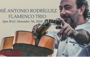 José Antonio Rodríguez Flamenco Trio in Topanga, CA