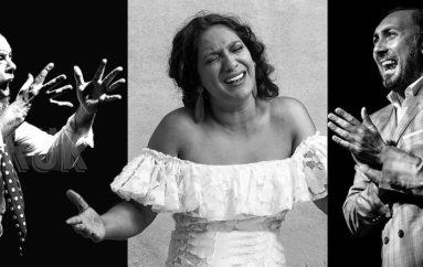 Bay Area Flamenco Festival: Juana Amaya & Nazaret Reyes 2/1, 2 & 3