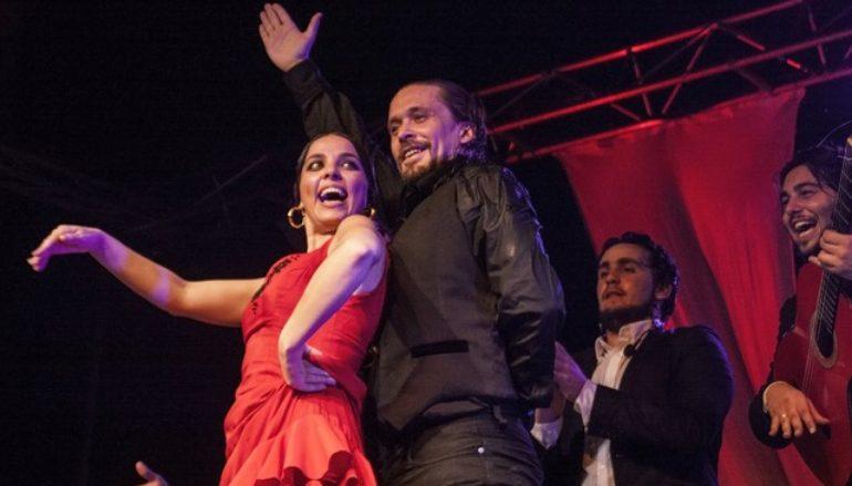 In Hollywood * May 9 *Alfonso Losa, Vanesa Coloma con 'El Bola' y Antonio Sánchez!!!