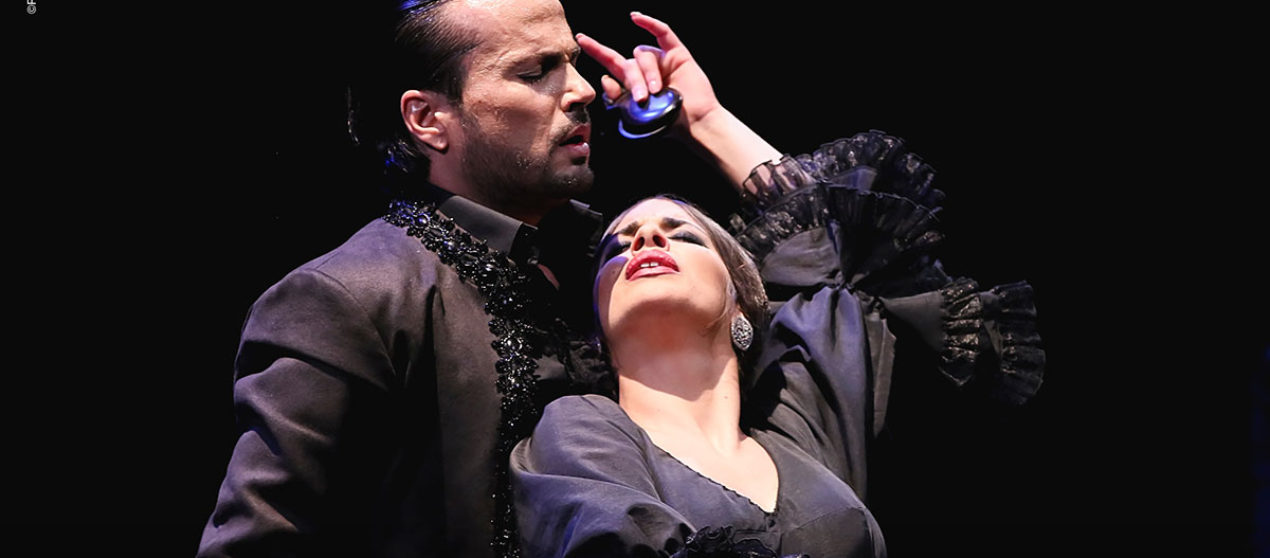 10th Festival 'Cumbre Flamenca' * June 7, 2019 * Broad Stage, Santa Monica / Thank You So. California!