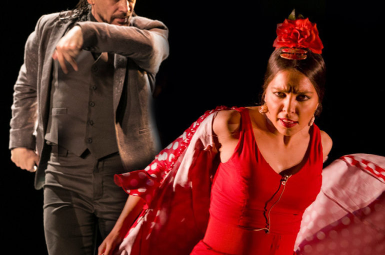 """PRENDIDOS FLAMENCO!"" * THURS. MAY 9 * HOLLYWOOD ALFONSO LOSA & VANESA COLOMA* WORKSHOPS: WED. MAY 8 NOHO; SAT. MAY 11 ORANGE / THANK YOU L.A.!!!!"