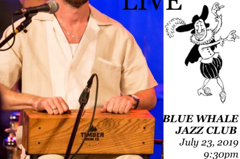 Ethan Sultry Group Live at the Blue Whale Jazz Club