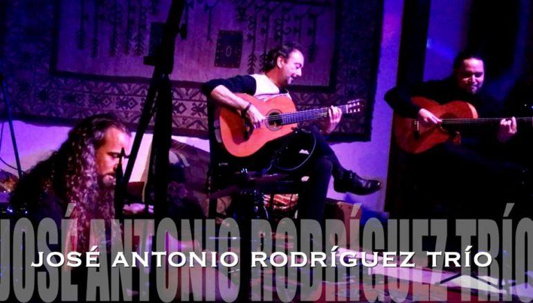 José Antonio Rodríguez, Contemporary Flamenco Guitarist @McCabe's in Santa Monica