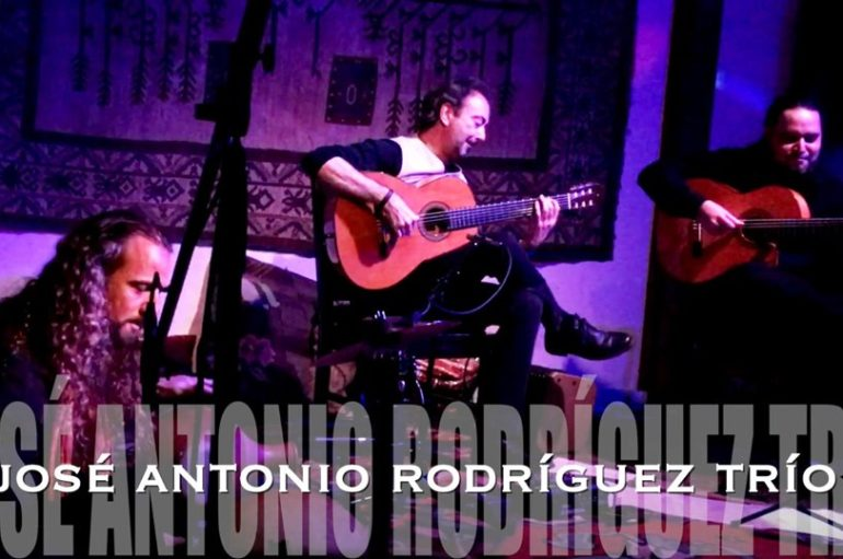 José Antonio Rodríguez, Contemporary Flamenco Guitarist @McCabe's in Santa Monica