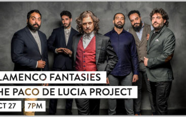The Paco de Lucia Project / Irvine & Luckman Theatre, CalStateLA