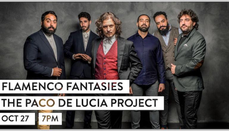 The Paco de Lucia Project / Irvine & Luckman Theatre, CalStateLA