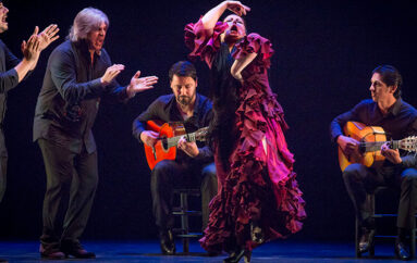Bay Area Flamenco presents Maria Del Mar Moreno & Special Guests Direct from Spain