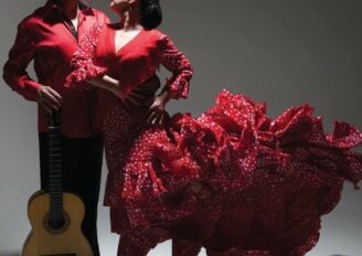'Flamenco Flamenco' by Paco & Yolanda Arroyo in Burbank