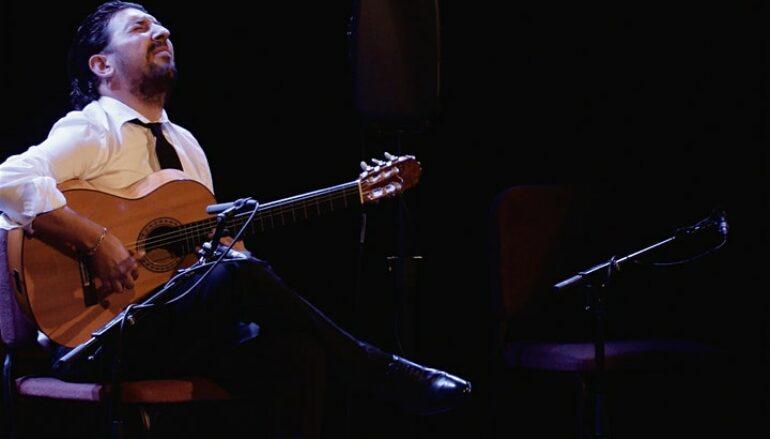 Antonio Rey – Los Angeles Flamenco Guitar Concert