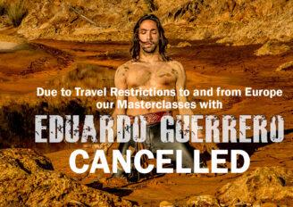 ** CANCELLED** EDUARDO GUERRERO MASTERCLASSES * Naranita Flamenco, Orange, CA