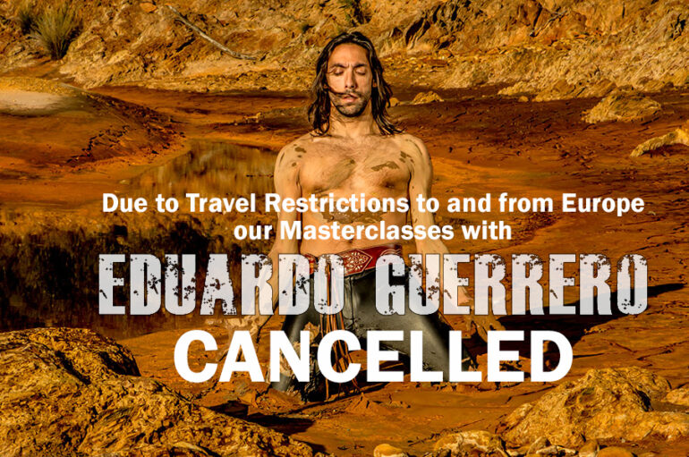 ** CANCELLED** EDUARDO GUERRERO MASTERCLASSES * Naranita Flamenco, Orange, CA