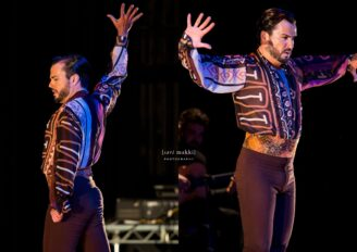 Adrian Santana Online Flamenco Dance Classes + #FlamencoDeSofa