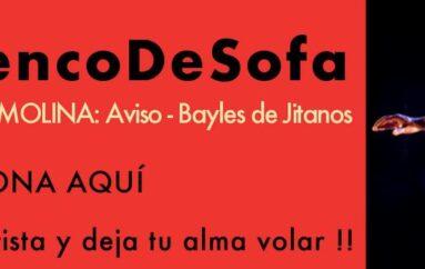 #FlamencoDeSofa con Choro Molina