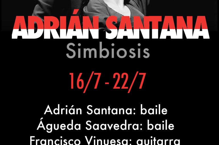 ADRIÁN SANTANA & AGUEDA SAAVEDRA: 'Simbiosis'