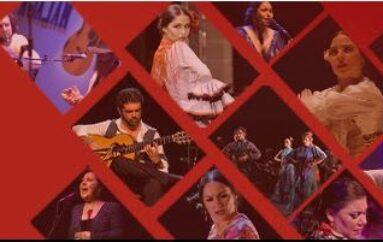 'Flamenco Heat' All Flamenco
