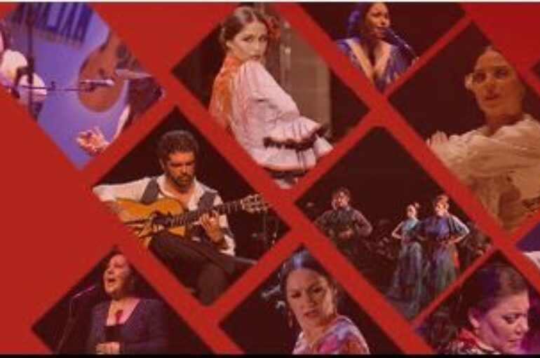 'Flamenco Heat' All Flamenco