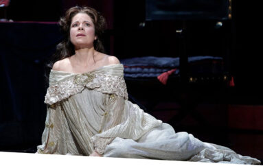 Ana María Martínez as Carmen in online LA Opera performance