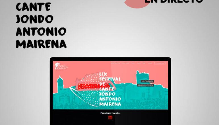 El Festival De Cante Jondo Antonio Mairena se Emitirá de Forma Gratuita por Internet, Radio Y Tv