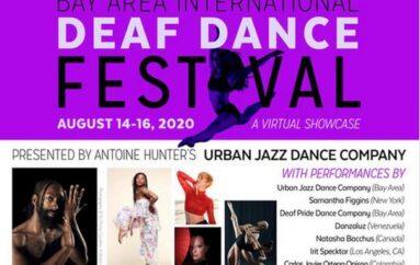 Bay Area International 'Deaf Dance Festival'