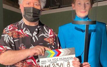 Pedro Almodóvar shares preview of new short starring Tilda Swinton