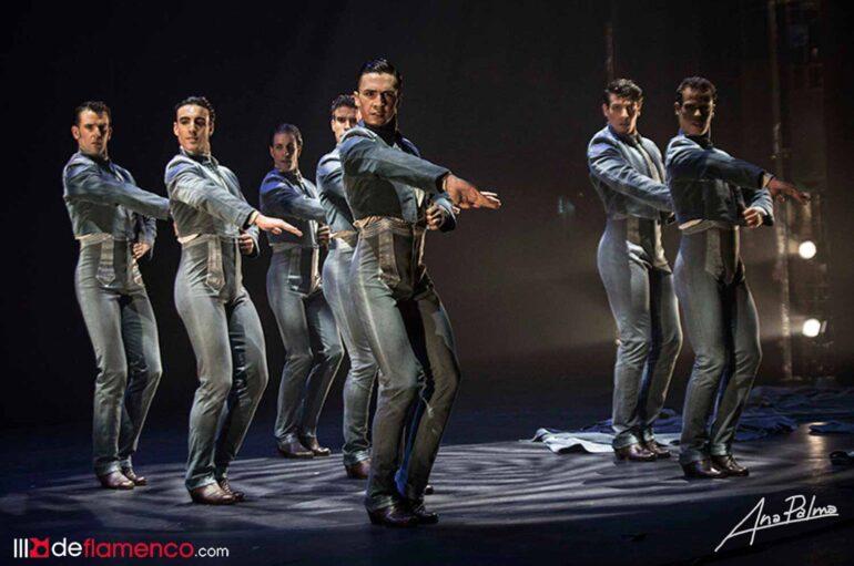 The Ballet Nacional de España closes the Festival de Jerez 2020 with a bang