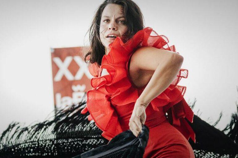 Flamenco Bienal – María del Mar Moreno