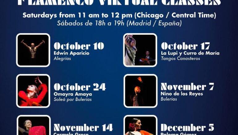 Fall Ensemble Español Virtual Classes
