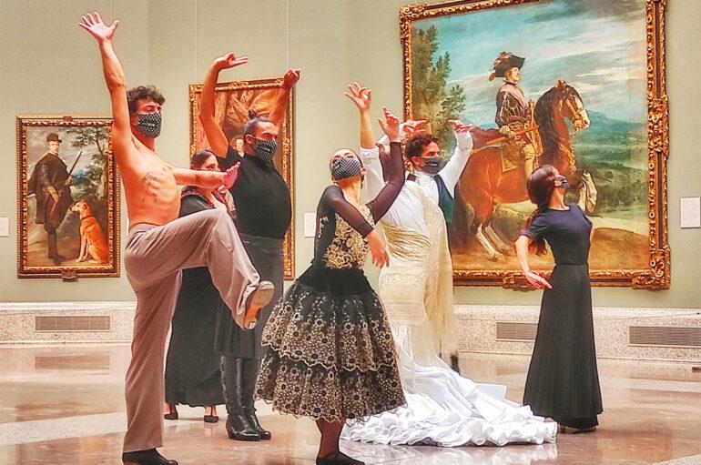 El flamenco de los tablaos de Madrid llega al Museo del Prado