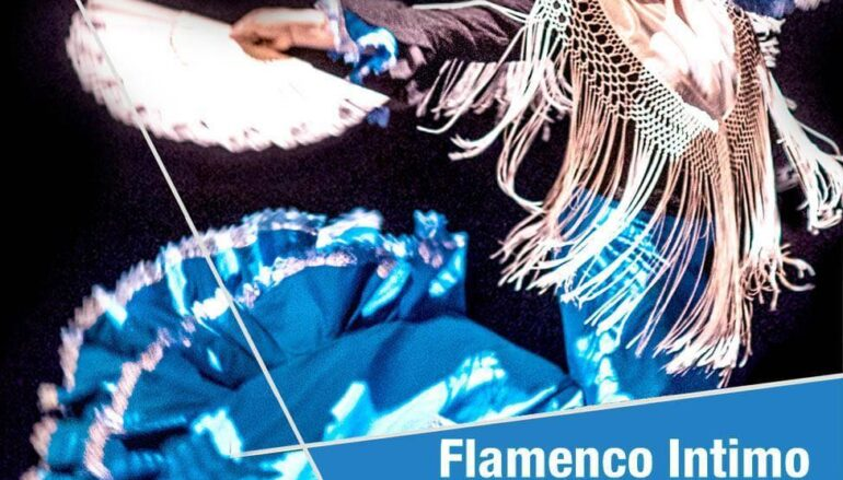 Julia Chacon's Flamenco Intimo