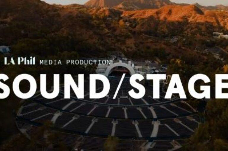 LA Phil's SOUND/STAGE