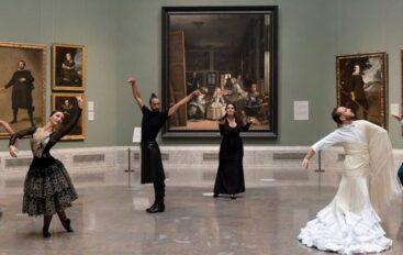 Momento especial en los que el Arte le da la mano a el Arte.