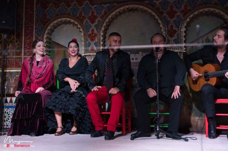 Flamenco de metacrilato