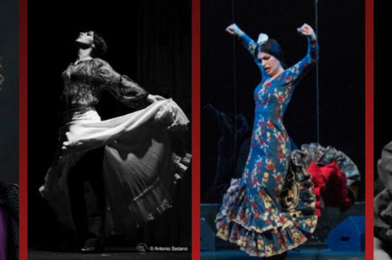 Flamenco Online con la Bailaora Granaina Alba Fajardo en Noviembre 2020